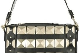 Versace Studded Leather Shoulder Bag: Love it or Loathe it?