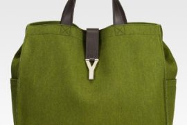 Yves Saint Laurent Large Shopping Tote