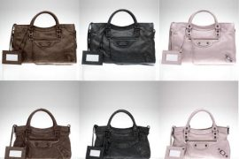 Balenciaga launches 10th anniversary bags at Neiman Marcus