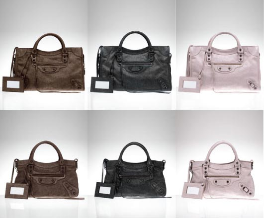 celine small luggage tote price - Balenciaga launches 10th anniversary bags at Neiman Marcus - PurseBlog