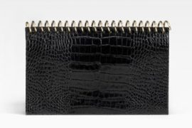 This Alexander Wang clutch is perfect for writers everywhere