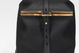 Alexander Wang Has a Different Take on the Shape of Messenger Bags