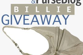 Twitter Giveaway: Kooba Billie Bag