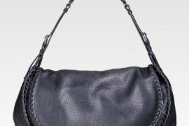The Bottega Veneta Cervo Flap Shoulder Bag is probably soft enough to use as a pillow