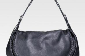 The Bottega Veneta Cervo Flap Shoulder Bag is probably soft enough to use as a pillow