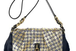 If you like texture, you'll love this Marc Jacobs bag