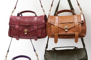 Coming Soon to Net-A-Porter: Proenza Schouler PS1 Bags