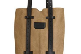 The Proenza Schouler Paper Bag Tote is now available at Net-a-Porter!