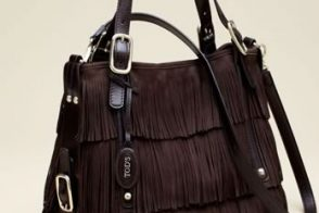 Tod's is Fighting the Fringe Fight with this Bag