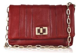 Anya Hindmarch creates a chic alternative to the Chanel Classic Flap