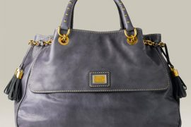 Finally, something other than the Miss Sicily: The Dolce & Gabbana Miss Charlotte Satchel