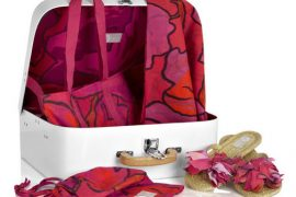 Lanvin reminds us all that it's time for a sunny getaway