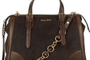 Do you Do Suede? Miu Miu gives us a reason to