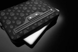 Net-a-Porter debuts its exclusive Alexander McQueen laptop case