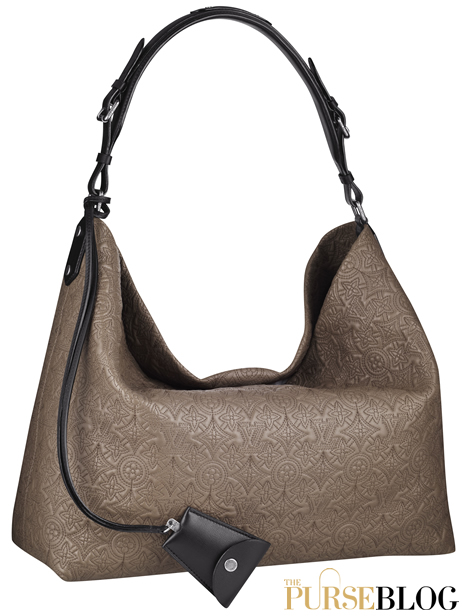 Louis Vuitton throws a bone to leather lovers with the Antheia Hobo ... 4e1bbf3467909
