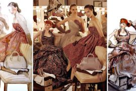 Louis Vuitton Fall Winter 2010/2011 Advertising Campaign