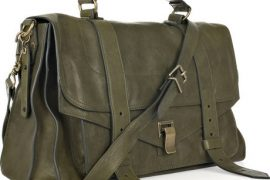 The Proenza Schouler PS1 goes Military Chic