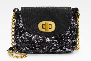 Want Marc Jacobs sequins but can't afford them? Try Badgley Mischka