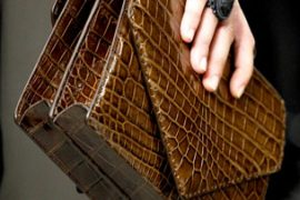 Fashion Week Handbags: Bottega Veneta Spring 2011