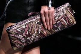 Fashion Week Handbags: Burberry Prorsum