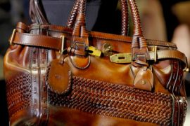 Fashion Week Handbags: Gucci Spring 2011