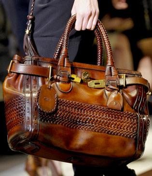 Fashion Week Handbags Gucci Spring 2011 Purseblog
