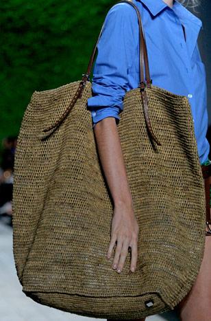 060519196d934d Fashion Week Handbags: Michael Kors embraces new minimalism, runway ...