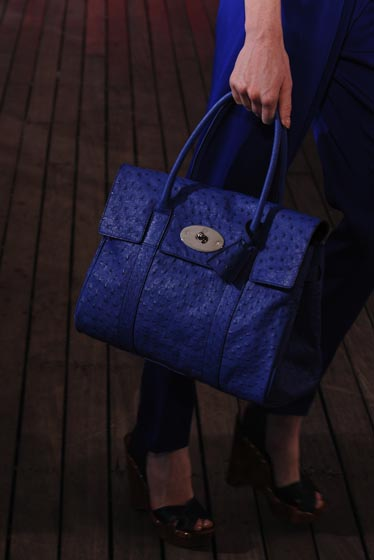 Fashion Week Handbags: Mulberry Spring 2011