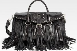 Prada wasn't listening when you said you hated fringe