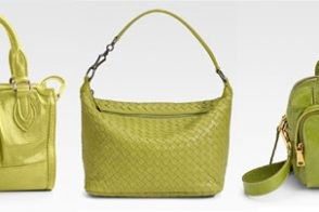 Chartreuse will be one of spring's biggest colors