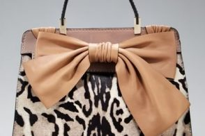 The epitome of Ladylike: Valentino Aphrodite Leopard Bag