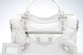Would you buy a white Balenciaga bag?