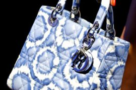 Fashion Week Handbags: Christian Dior Spring 2011