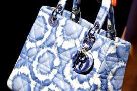Fashion Week Handbags: Christian Dior Spring 2011