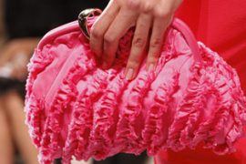 Fashion Week Handbags: Nina Ricci Spring 2011