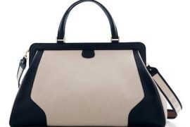 Fashion Week Handbags: Valextra Spring 2011