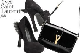 The Yves Saint Laurent perfect combo