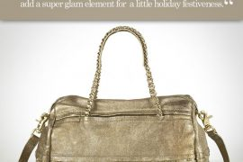 Botkier Bleecker Satchel Holiday Giveaway