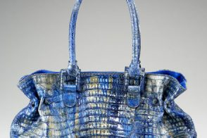 This Carlos Falchi bag is likely coming to a Serena Van Der Woodsen near you