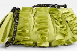I've looked at this Diane Von Furstenberg bag for too long to think rational thoughts about it