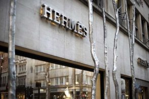 LVMH's Hermes share acquisition has a heavyweight fashion fight brewing