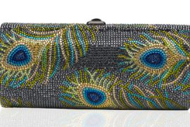 Judith Leiber explores crystal and exotics (shocker!) for Spring 2011