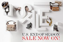 Net-A-Porter End Of Season Sale