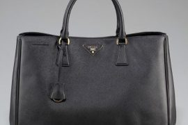 In Praise of the Prada Saffiano Lux Tote