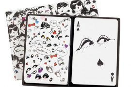 Missed Lanvin x H&M? Don't worry, you can still buy Lanvin playing cards