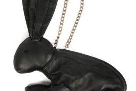 Mandy Coon Bunny Bag