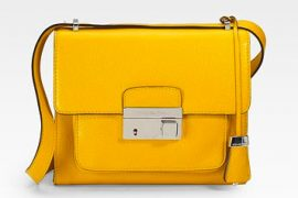 Look to Michael Kors for a little pop of sunshine