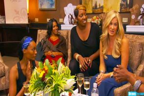 "RHOA: ""Jay-Z's in Europe, Janet Jackson's on the moon…"""