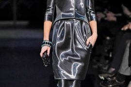 Paris Couture Week: Armani Privé goes gaga for Gaga