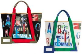 Fill in the blank: The Balenciaga Alphabet Tote is…